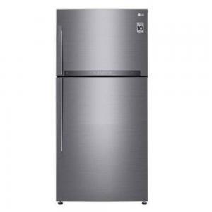 LG Double Door Refrigerator 830L, GR-H832HLHU, Shiny Steel