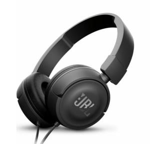 JBL T450 On-Ear Headphones - Black