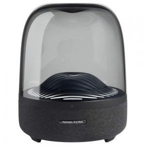Harman Kardon Aura Studio 3 Bluetooth Speaker, Black