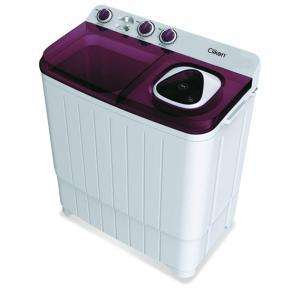 Clikon Twing Tub Semi Automatic Washing Machine 7Kg, CK622