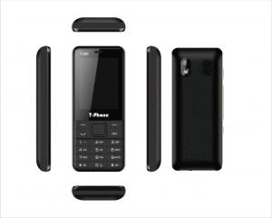 T-Phone 360 2.4Inch Screen 4MB Ram 4MB Storage,Black