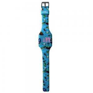 Smily Digital Watch, Blue