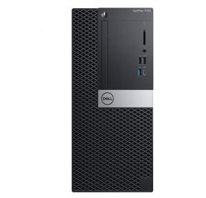 Dell OptiPlex 7060 MT - i7-3.20GHz / 4GB / 1TB / Win 10 Pro / 1YW - Desktop PC, 7060N-I7-VPN-9P