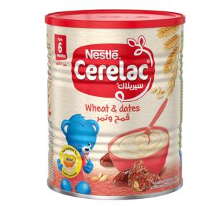 Cerelac Wheat & Dates 400 gm