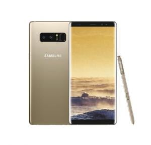 Samsung Galaxy Note 8 6.3 inch Screen 6GB RAM 64GB ROM Gold-Refurbished