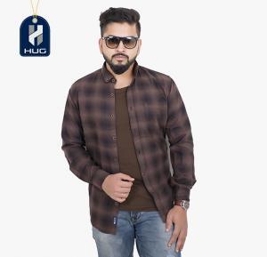HUG Mens Casual Shirts Size M - BCBW0112