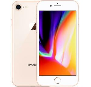 Apple iPhone 8, 2GB RAM, 256GB Storage, 4G LTE, Gold, Activated