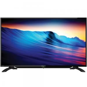 Sharp 40 inch Full HD LED TV , Black - LC-40LE185M