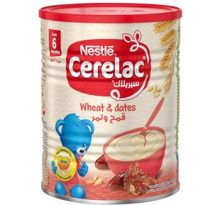 Cerelac Wheat&Dates Pieces 400gm