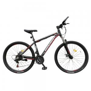 Shimano BT Bicycle with Aluminum Frame, Size 29, Black