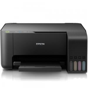 Epson EcoTank WiFi All-in-One Ink Tank Printer Black, L3150