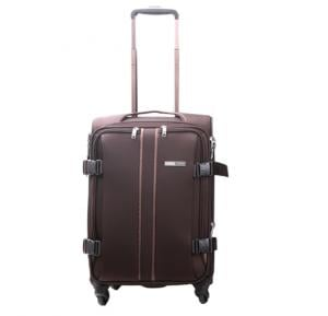 Para John 20 Inch Trolley Luggage, Coffee- PJTR3040
