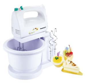 Geetech Electric Hand mixer with Bowl GHM996