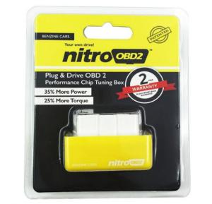 Nitro OBD 2 performance chip tuning box