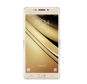 Orro C7 (6) Smartphone with Fingerprint, 4G, Android 6.0, 5.5inch HD IPS Display, 2GB RAM, 16GB Storage, Dual Camera - Gold