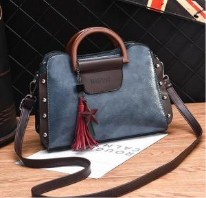 2020 New Style Joker Fashion Diagonal Crossbody Bag Blue
