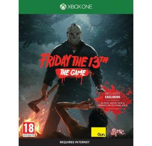 Maximum Games Friday the 13 The Game For Xbox One
