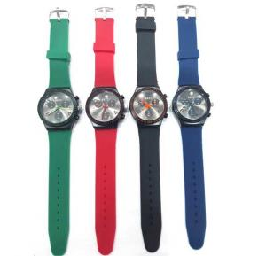 Best Fashion 4 in 1 Wrist Watch For Unisex, BT01
