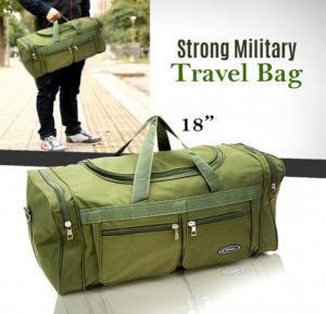 Strong Military travel bag, Green