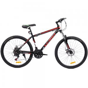Carbon Steel Bike With 21 Multi Speed Disc Brakes For Adults, 29 Inches, UT