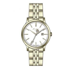 Kolber Les Classiques Stainless Steel Round Analog Ladies Watch K4069221052