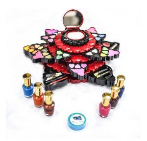 8 In 1 Make Up Kit With 6 Nail Polish and A Nail Polish Remover
