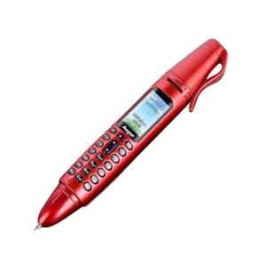HOPE AK007 Multifunction 6 in 1 Camera MobilePhone Pen – Red