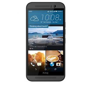 HTC One M9 Smartphone 4G, Android 5, 5.0 inch HD Display, 3GB RAM, 32GB Storage, Dual Camera - Grey