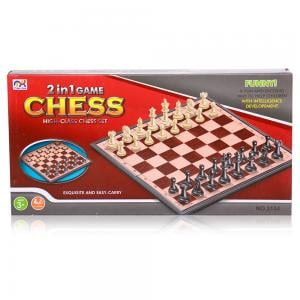 2 in 1 Game Chess SCR1119-24527-103