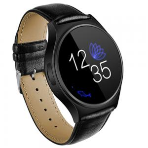 Xtouch Moments W02 Smart watch 1.3inch Black