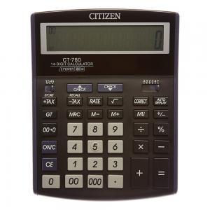 Citizen Calculator CT780 New Star