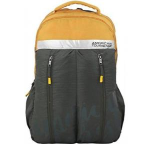 American Tourister Songo Plus 02 Olive Citrus Backpack - FB6019002