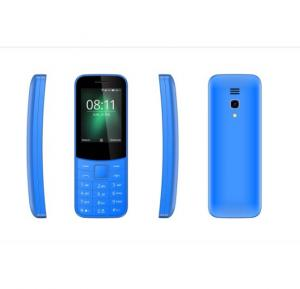 ODSCN 8110 Mobile Phone, 1.77 Inch Display, Dual SIM, Camera - Blue