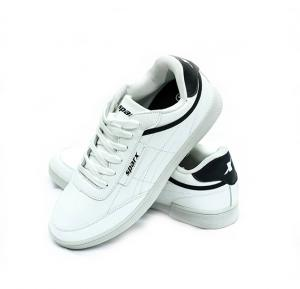 Sparx White Gents Casuals Shoes With Bag, SM-334-42