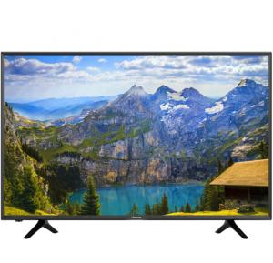 Hisense 65 Inch Ultra HD  LED Smart TV Black 65N3000