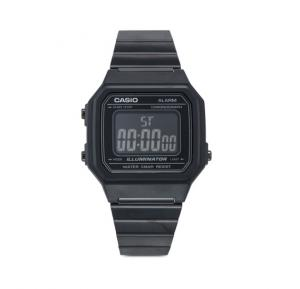 Casio Digital wrist watch Stainless Steel B-650WB-1BDF