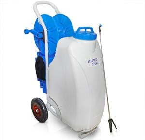 Rechargeable water Sprayer 45 litre tank for heavy duty
