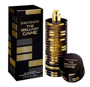 Davidoff the Game Brilliant Edt 100 ml Perfume For Men