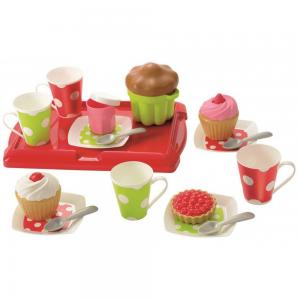 Ecoiffier 100% Chef Breakfast on a Tray 25PCS