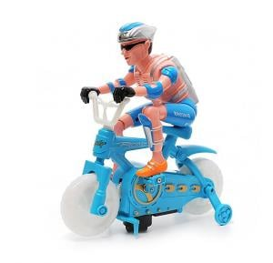 Super Cycling Bicycle Toy with Music and Light
