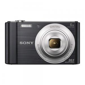 Sony Dsc-W810 Digital Camera 20.1mp,6x Optical Zoom,2.7