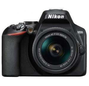 Nikon D3500 AF-P 18 -55mm VR Lens DSLR Camera