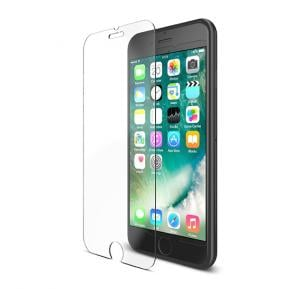 Promate iPhone 8 Screen Protector, Ultra-Slim Clear HD Tempered Glass Screen Protector, PrimeShield-i8