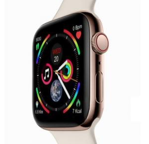 Smart Sports Watch 2019  Sports Smart Health Bracelet 44.6 MM Heart Rate Fitness Tracker Phone Mate