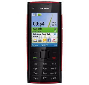 Nokia X2 2.2 Inche MobilePhone, Black (Refurbished)