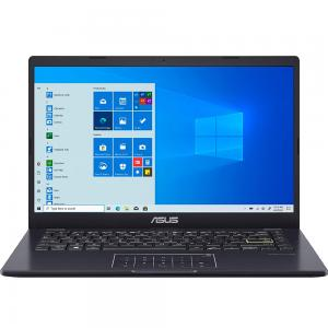 Asus E410MA-202 Blue Laptop 14 inch HD Display Intel Celeron N4020 Processor 4GB RAM 128GB SSD with 512GB SSD Storage Integrated Intel Graphics Windows 10, Blue