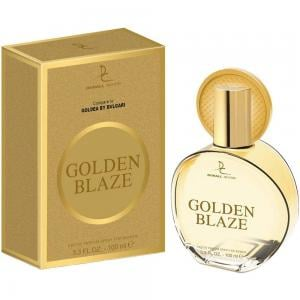 Dorall Collection Golden Blaze Eau de Parfum Spray for Women 100ml