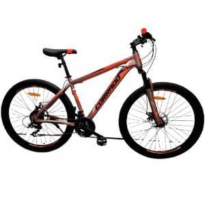 Corrado 27.5 inch Dual Disk Brake Bicycle, Orange