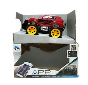 App r/c Open Door Sports Car Rechargeable / Mobile Application Operatable
