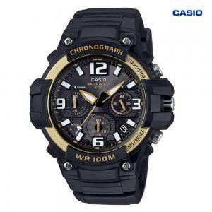 Casio MCW-100H-9A2DF Analog Watch For Men, Black